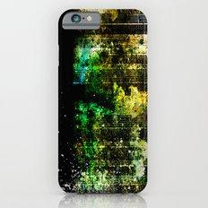 shitty city Slim Case iPhone 6s