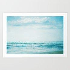 ocean 2240 Art Print