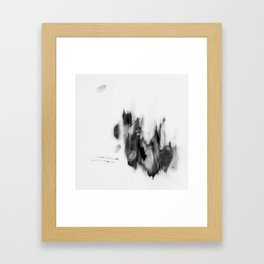 fingerprints 002 Framed Art Print