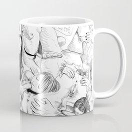 sex collage Coffee Mug