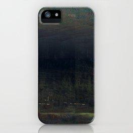 mountain cribs iPhone Case