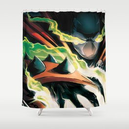 Spawn of Hell Shower Curtain