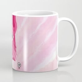 Lollipop the pinky cat Coffee Mug