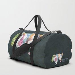 Cavalier King Charles Spaniel Duffle Bag
