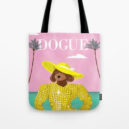Dogue - Beverly Hills Tote Bag