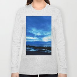 Arm from Above Plays with the Sunset Long Sleeve T-shirt