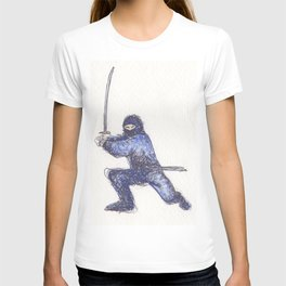 Blue Ninja T-shirt