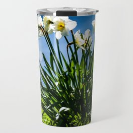 Spring Daffodils. Keukenhof Travel Mug