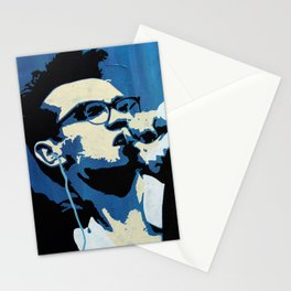 The Smiths - Big Mouth Strikes Again Stationery Cards