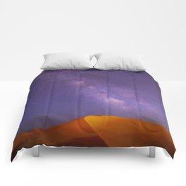 Aladdin Desert Desert At Night Comforters