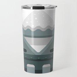 Mountain golem Travel Mug