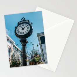 Time at Penny Lane Stationery Cards