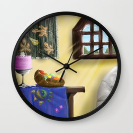 La Cucina Wall Clock