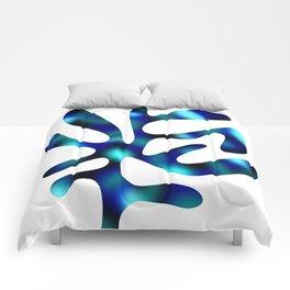Seaweed Glow Ocean Comforters