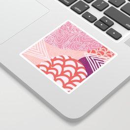 topanga Sticker
