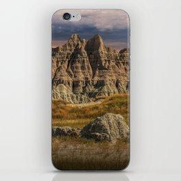 Badlands National Park iPhone Skin