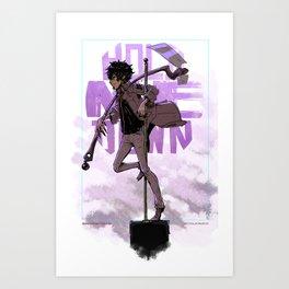 Kaz (Alandria) Art Print