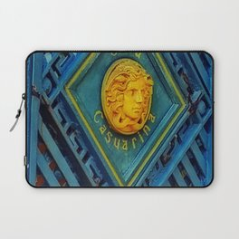 The Symbol of Fashion Laptop Sleeve
