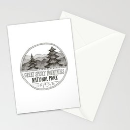 Great Smoky Mountain National Park Stationery Cards