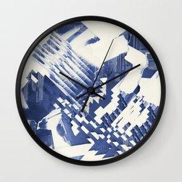 Abstract 220 Wall Clock
