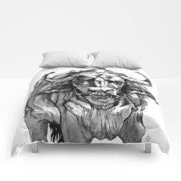 African Water Buffalo Comforters