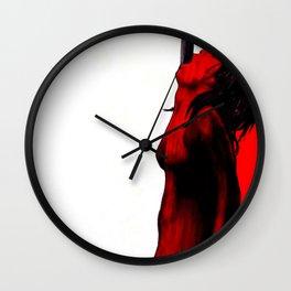 Cannibal Holocaust Wall Clock