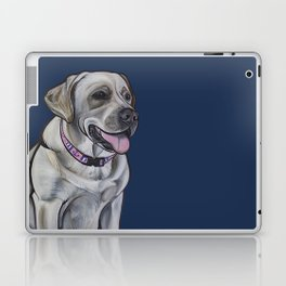 Gracie the Labrador Laptop & iPad Skin
