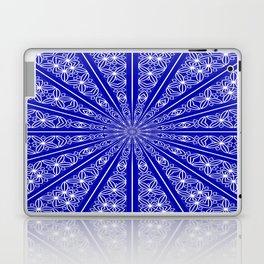 Chakra Mandala (lapis blue) Laptop & iPad Skin