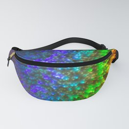 color pointers Fanny Pack