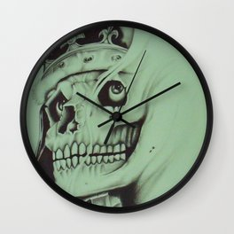 Prince of Death Wall Clock