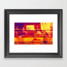 Figueres, Spain   Project L0̷SS   Framed Art Print