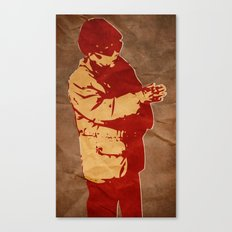 Dear Leader Canvas Print