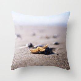 A Tiny Star Throw Pillow