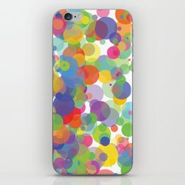 Candy Dots iPhone Skin