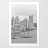 pittsburgh Art Print