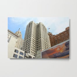 Detroit's Finest Metal Print