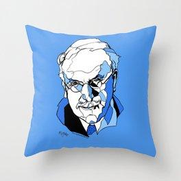 Swiss Psychiatrist Carl Jung Throw Pillow