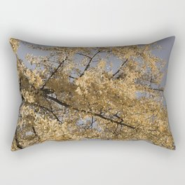 Ginkgo Biloba tree 1 Rectangular Pillow
