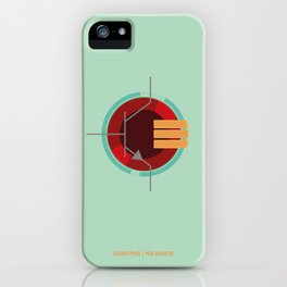 A Transistor iPhone Case
