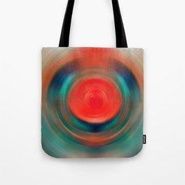 Nirvana - Energy Art By Sharon Cummings Tote Bag