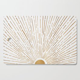 Let The Sunshine In Cutting Board