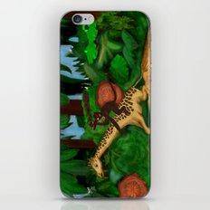 Deep in the Jungle iPhone & iPod Skin
