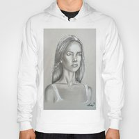 flawless Hoodies featuring Flawless  by Lyubomir Dochev