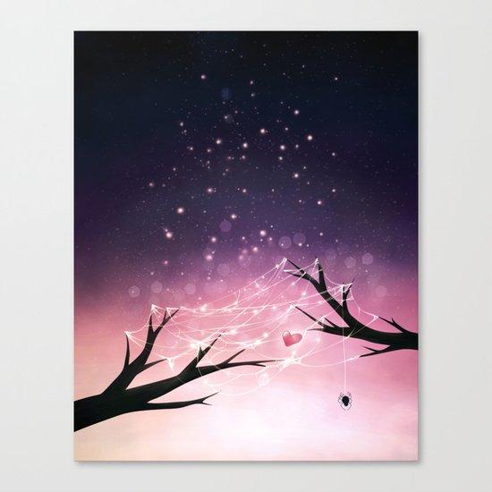 Gossamer Canvas Print