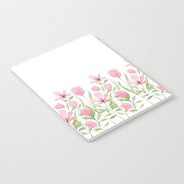 Blush pink blossom Notebook