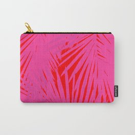Palms Pink & Red Carry-All Pouch
