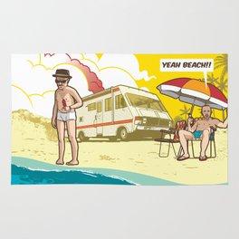 Yeah beach! 2.0 Rug