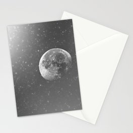 Dandelion Moon Stationery Cards