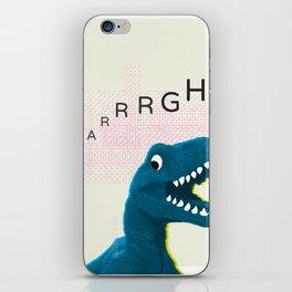 Dinosaur Run! iPhone Skin