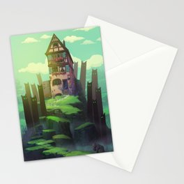 The Spirits of the Valley Stationery Cards